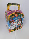 Упаковка для конфет Новый год 400 грамм, фото 2
