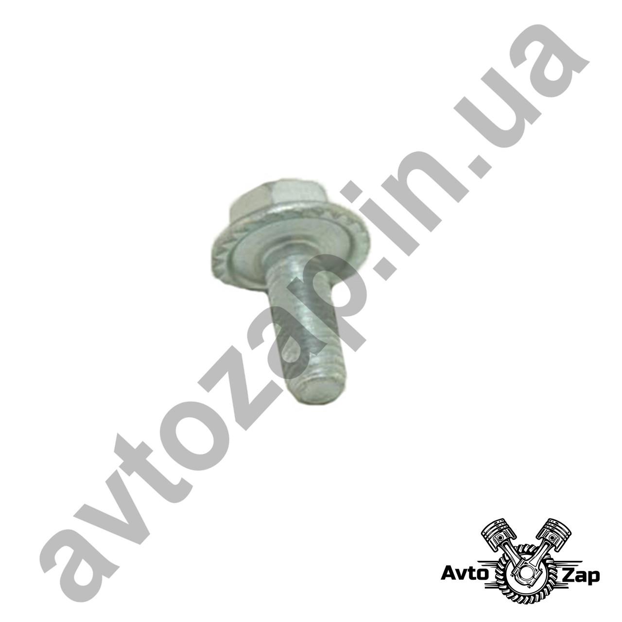 Болт  М8х20  кронштейна бампера ВАЗ 2101-07 с юбкой (20 шт.) п/э уп .  35785