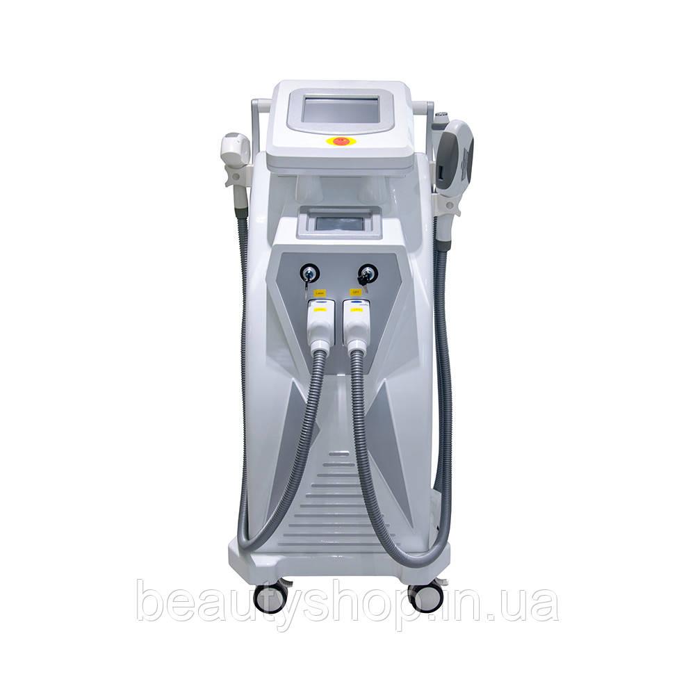 Аппарат для удаления волос OPT SHR 500w мощный и эффективный