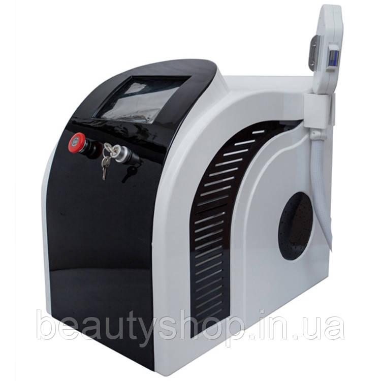 Апарат для епіляції ELIGHT OPT SHR IPL перманентне видалення волосся, омолодження шкіри, пігментація, видалення ак