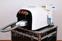 Лазерный аппарат ND YAG для удаления тату, веснушек,постугревых рубцов 1000 w