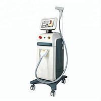 Диодный аппарат для удаления волос 808nm, диод сопрано, оборудование CE/DHL