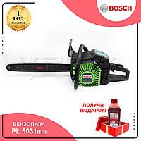 Бензопила BOSCH PL 5031ms (шина 45 см, 3.1 кВт) Польша, Пила Бош PL 5031ms