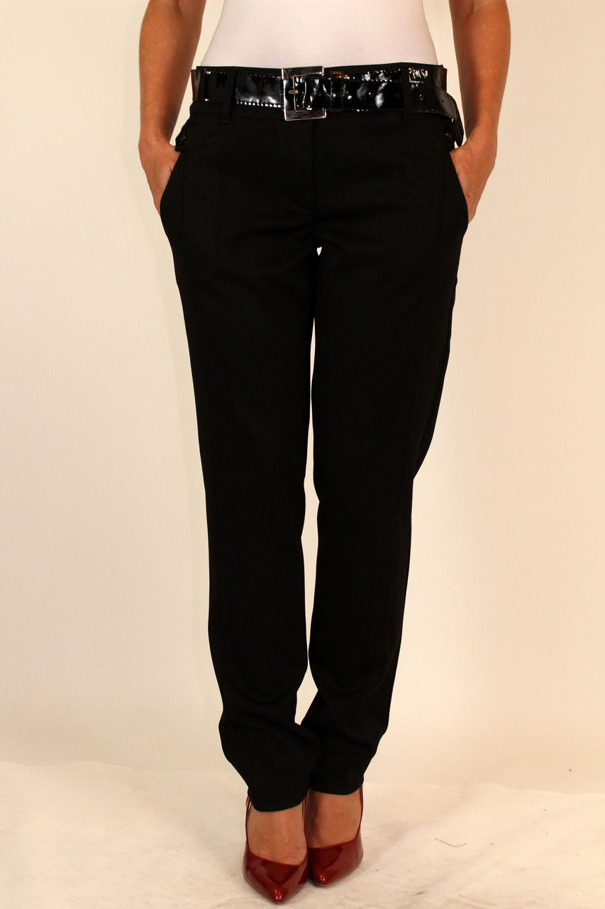 Женские брюки со стрелками