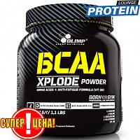 BCAA аминокислоты Olimp BCAA Xplode 500 g