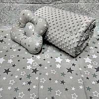 Набор в детскую кроватку ( коляску) Манюня