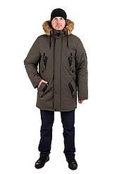 Недорогі зимові куртки чоловічі 44-54 колір 03