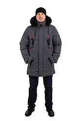Недорогі зимові куртки чоловічі від виробника 44-54 колір 04