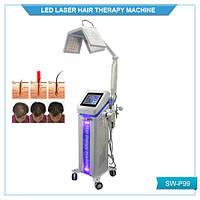 Низкоуровневый лазерный аппарат,терапия многофункциональный уход за волосами, диодное лазерное восстановление
