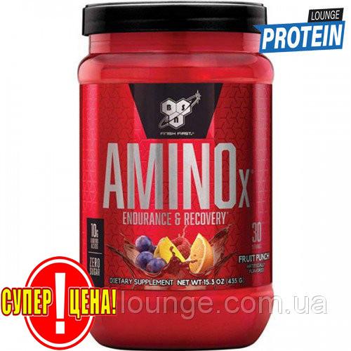 BCAA аминокислоты BSN Amino X 435 g США