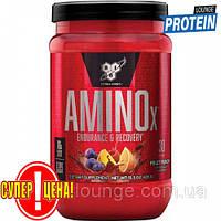 Аминокислоты bcaa BSN Amino X 435 g