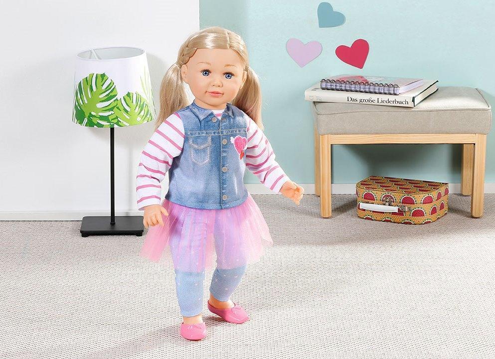 Кукла пупс для девочки Baby Born Бэби Борн SALLY Лучшая Подружка Салли Zapf 877678