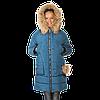 Детские зимние куртки для девочек подростков, фото 5