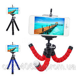Штатив Tripod selfie 390 Трипод Селфи с Гибкими Ножками Тренога для Фото