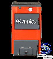 Твердотопливный котел-плита Амика Оптима (Amica Optima) мощностью 14 кВт