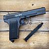 Пневматический пистолет Crosman C-TT + боекомплект, фото 7