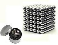 Магнитные шарики Неокуб по 5 мм, Neocube 216 шариков