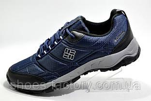 Мужские кроссовки в стиле Columbia Firecamp 2, Dark Blue\Gray