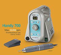 Бормашина зуботехническая Handy 700 c бесщеточным микромотором BM50S1 на 50000 об/мин