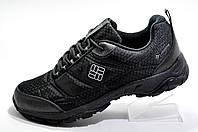 Мужские кроссовки в стиле Columbia Firecamp 2, Waterproof, Black\Gray
