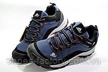 Термо Кроссовки в стиле Adidas Climaproof, Dark Blue, фото 2