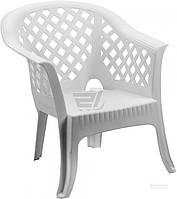 Кресло Ost-Fran Lario LAR064BI белый