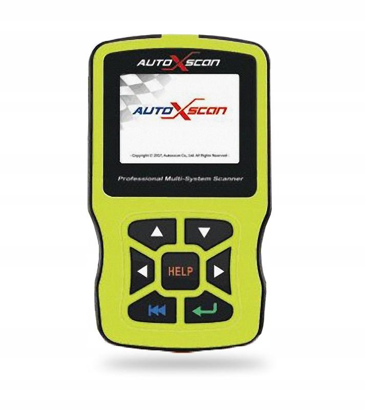 Диагностический сканер AUTOXSCAN RS600