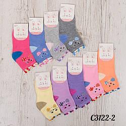 Шкарпетки дитячі з малюнком 26-31 Корона C3122-2
