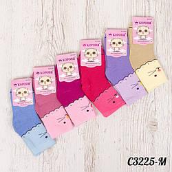 Термошкарпетки дитячі для дівчинки Корона C3225-M
