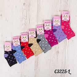 Термошкарпетки дитячі для дівчинки Корона C3225-L