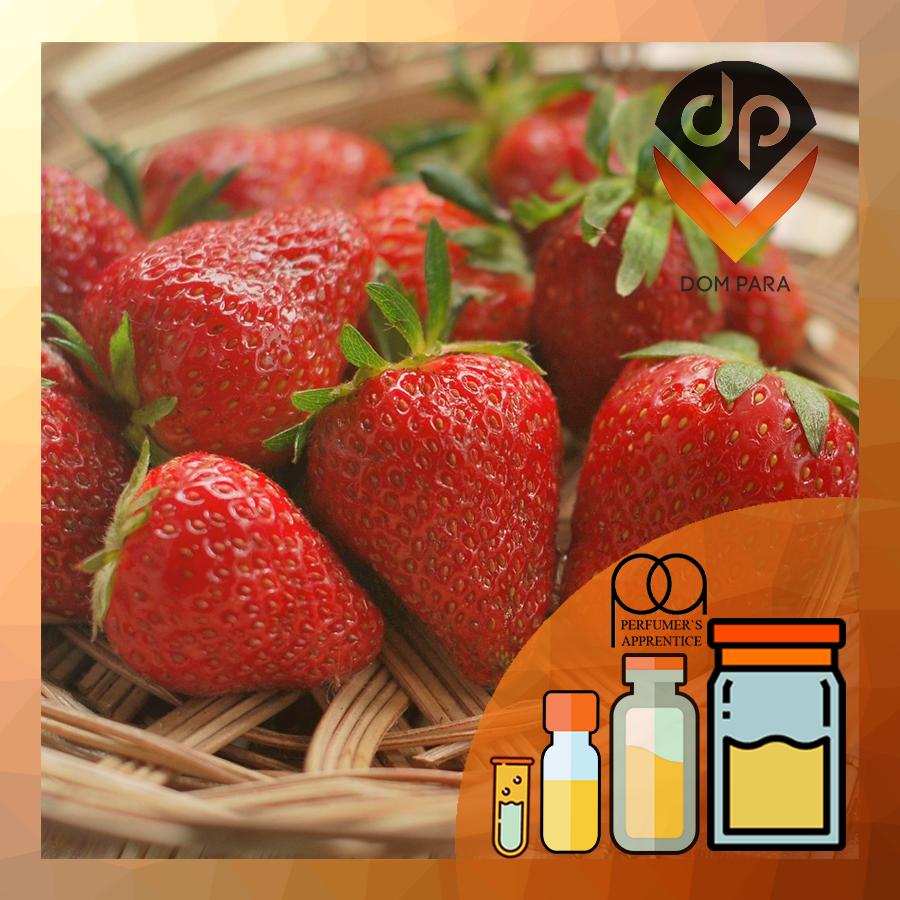 Ароматизатор TPA\TFA Sweet Strawberry | Сладкая Клубника