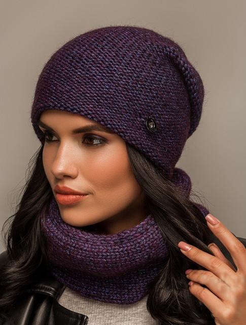 Женские зимние шапки 2020 купить