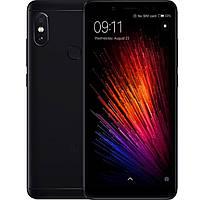 Смартфон Xiaomi Redmi Note 5 3/32GB Black Официальный UCRF