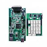 Мультимарочный автосканер DELPHI DS150E BLUETOOTH/USB (ДВУХПЛАТНЫЙ), фото 3