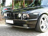 """Реснички на фары BMW 5 E34 """"С вырезами"""" """"Orticar"""" (стеклопластик)"""
