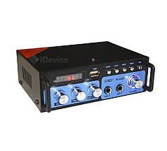 Стереоусилитель UKC SN-666BT USB, Bluetooth