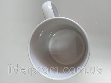 """Чашка подарункова для бджоляра, для любителів меду та пасіки """"Лаванда з бджолою"""", фото 2"""