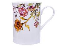 Набор из 6 фарфоровых чашек Подсолнухи 358-951