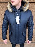 Курточка пуховик зимняя мужская на мужчину Riccardo B4