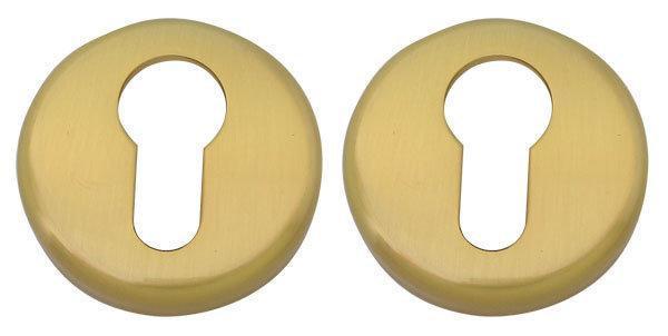 Накладка під циліндр CD 63 Colombo золото матове