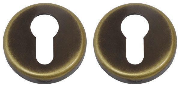 Накладка під циліндр CD 63 Colombo бронза