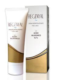Phitogen Regenyal Cream (Реженил Крим) Биоревитализирующий крем с гиалуроновой кислотой (для лица), 50 мл