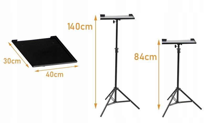 Стойка для ноутбука и проектора Athletiс L-6