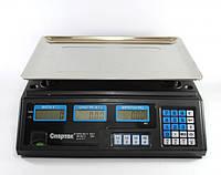 Торговые электронные весы Domotec до 50 кг