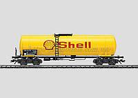 Marklin 4756 модель 4х осная цистерна SHELL, масштаб  1:87