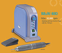 Бормашина зуботехническая Multi 600 с бесщеточным микромотором BM50S1 на 50000 об/мин