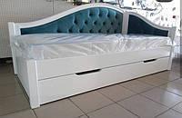 Деревянная кровать Полу софа