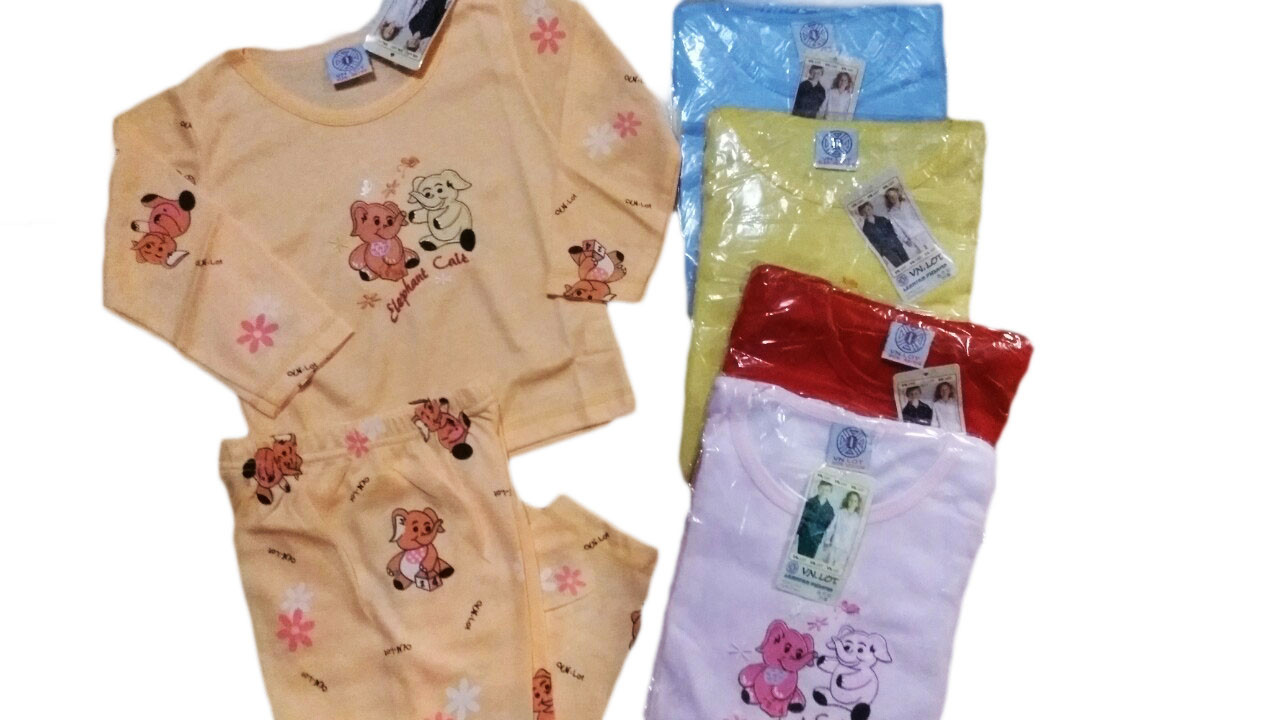 Пижама для девочек трикотажная, размеры  86/92-134/140, арт. 263