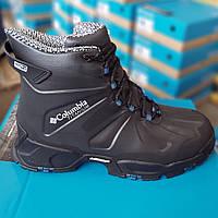 Мужские ботинки Columbia Canuk Titanium Omni Heat 3D Outdry