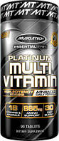MuscleTech Platinum Multivitamin 90 tabs, фото 1